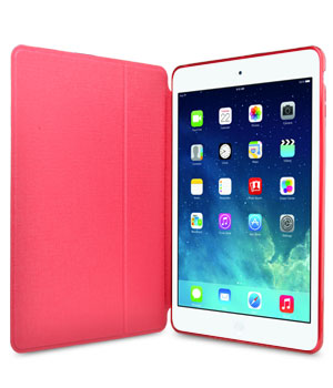 Чехол Melkco Ultra Slim Air Frame для Apple iPad Air - красный